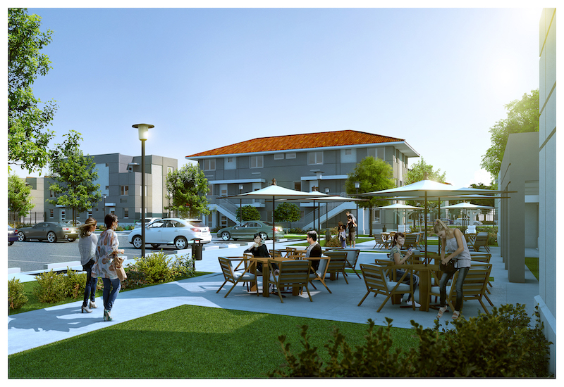 Puerto Rican mixed-use, mixed income housing development begins