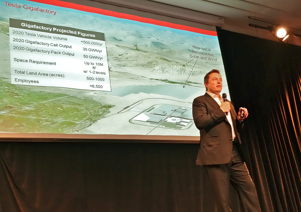 Tesla May Seek To Double Size Of Gigafactory In Nevada Building Design Construction
