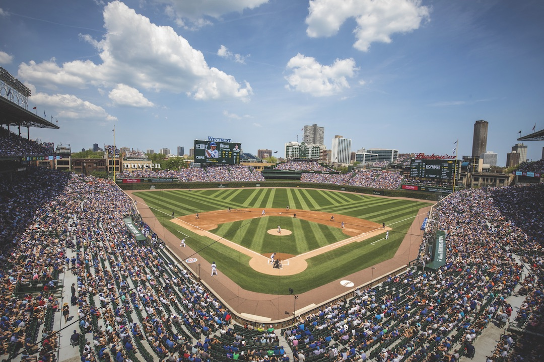2019 Reconstruction Awards: The 1060 Project at Wrigley Field - Building Design + Construction