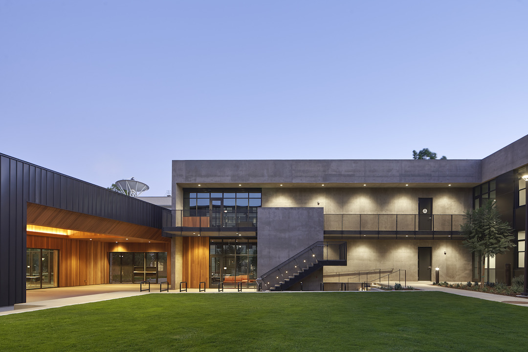 Bechtel Residence at California Institute of Technology