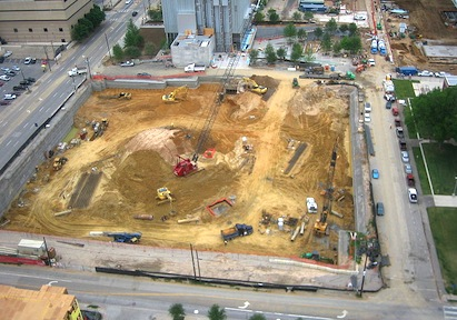 According to NAIOP, Texas leads the nation in the value of new construction. Sho