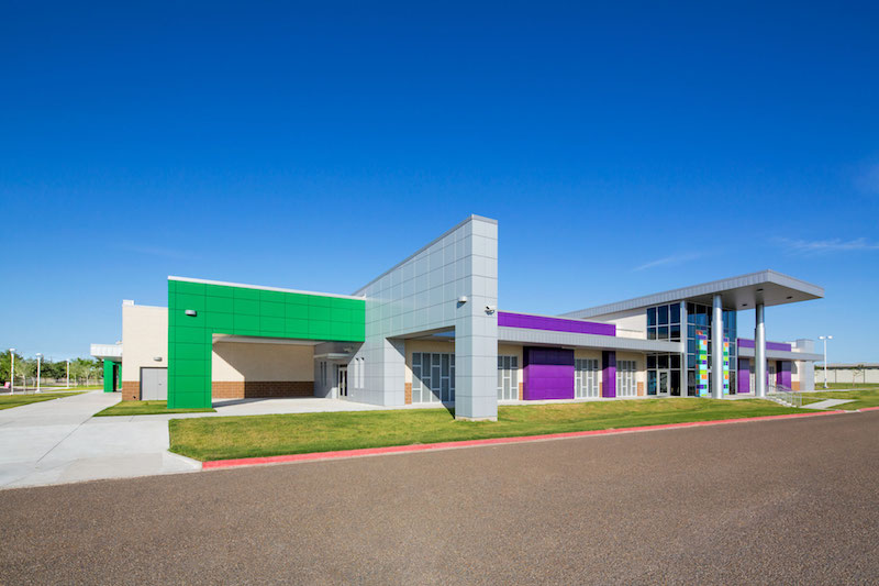 Alucobond STC Technology Campus