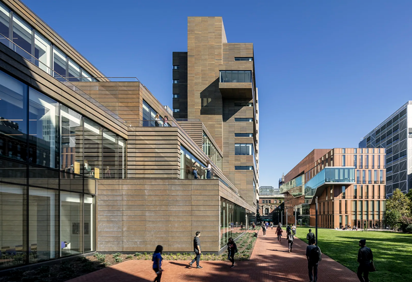 AIA awards six projects with the 2019 AIA/ALA Library Building Award