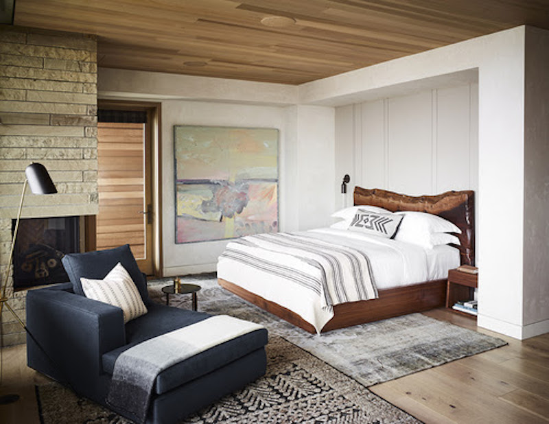 Caldera House bedroom