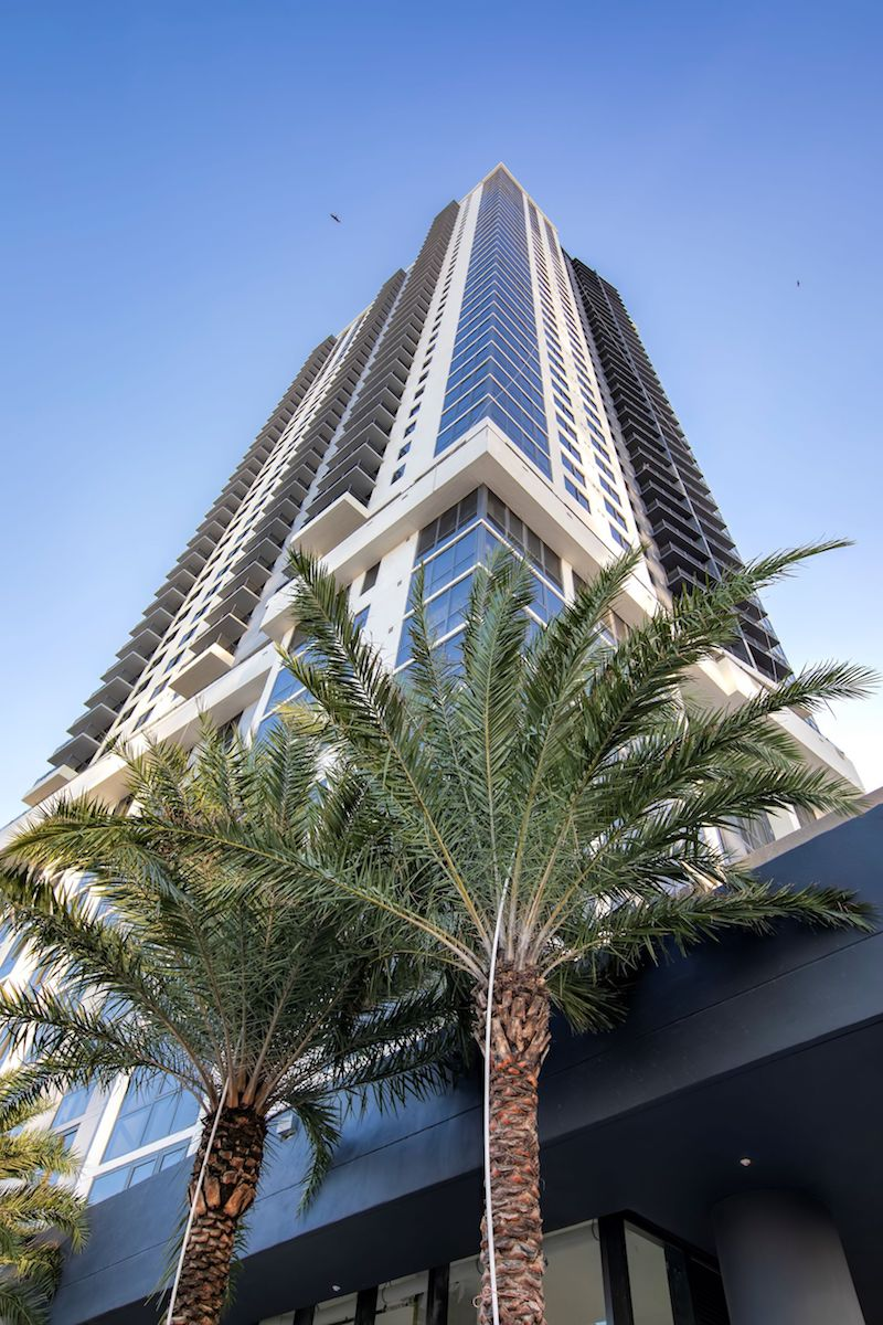 Caoba Is The First Tower To Open At Miami Worldcenter