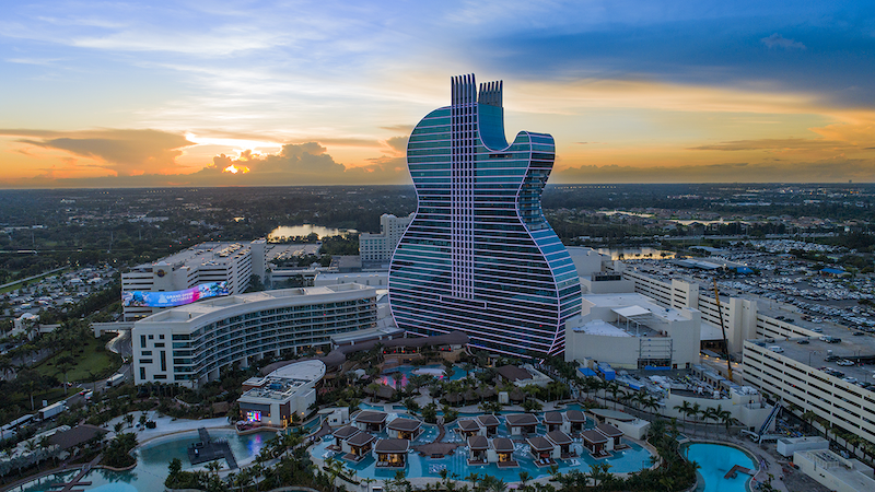 hotels and casinos in florida