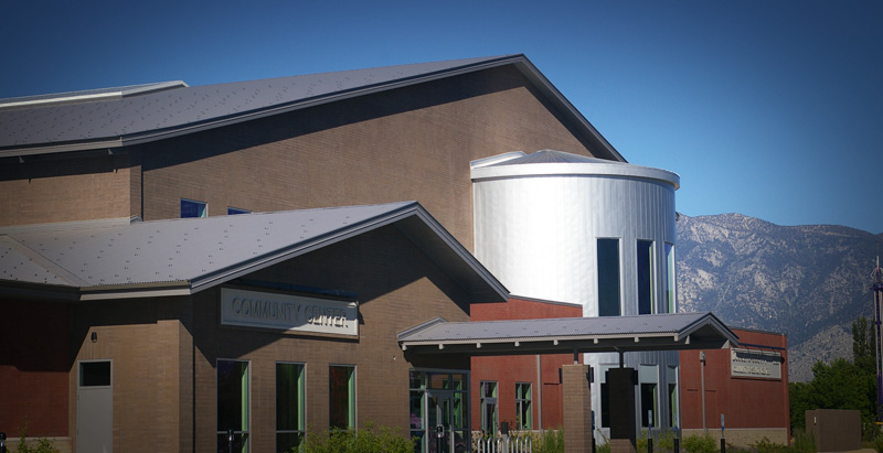 Douglas County Community and Senior Center, a focal point for all ages