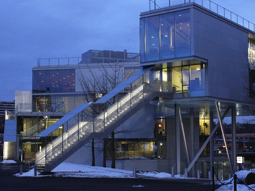 All images: Steven Holl Architects