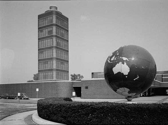 Free tours will be offered, starting in May. Photo: Jack E. Boucher, August, 196