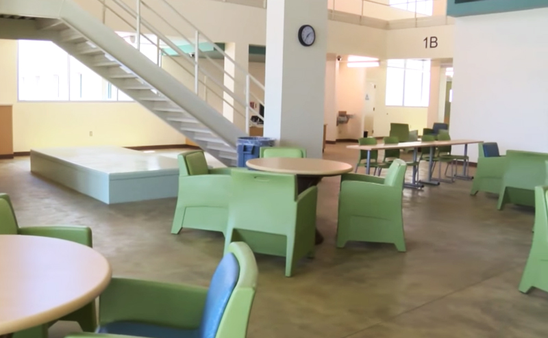 San Diego prison designed with rehabilitation in mind