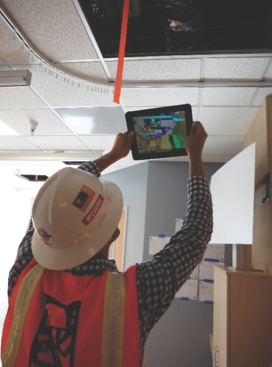 Augmented reality: 12 applications for design and construction professionals