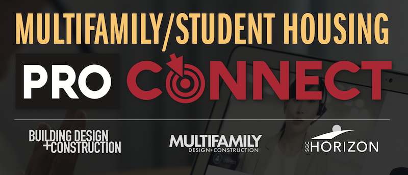 ProConnect Multifamily/Student Housing Dec 2-3 2020