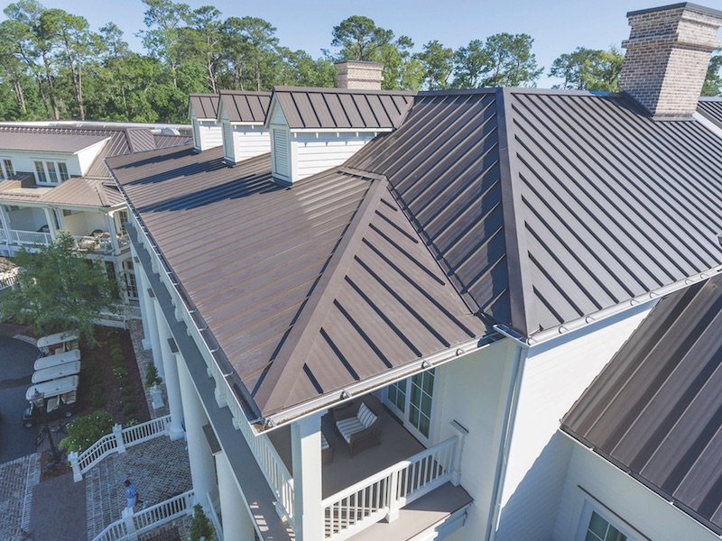 Petersen Aluminum Roof
