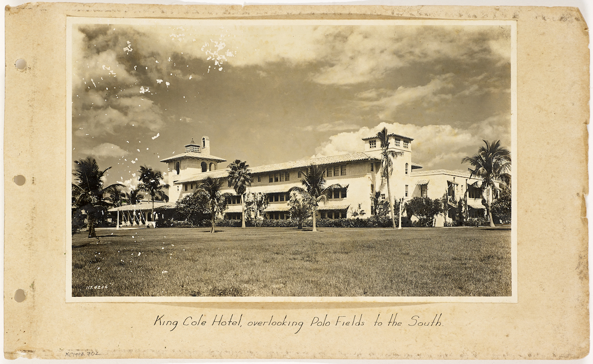 Photo of Historic King Cole hotel miami
