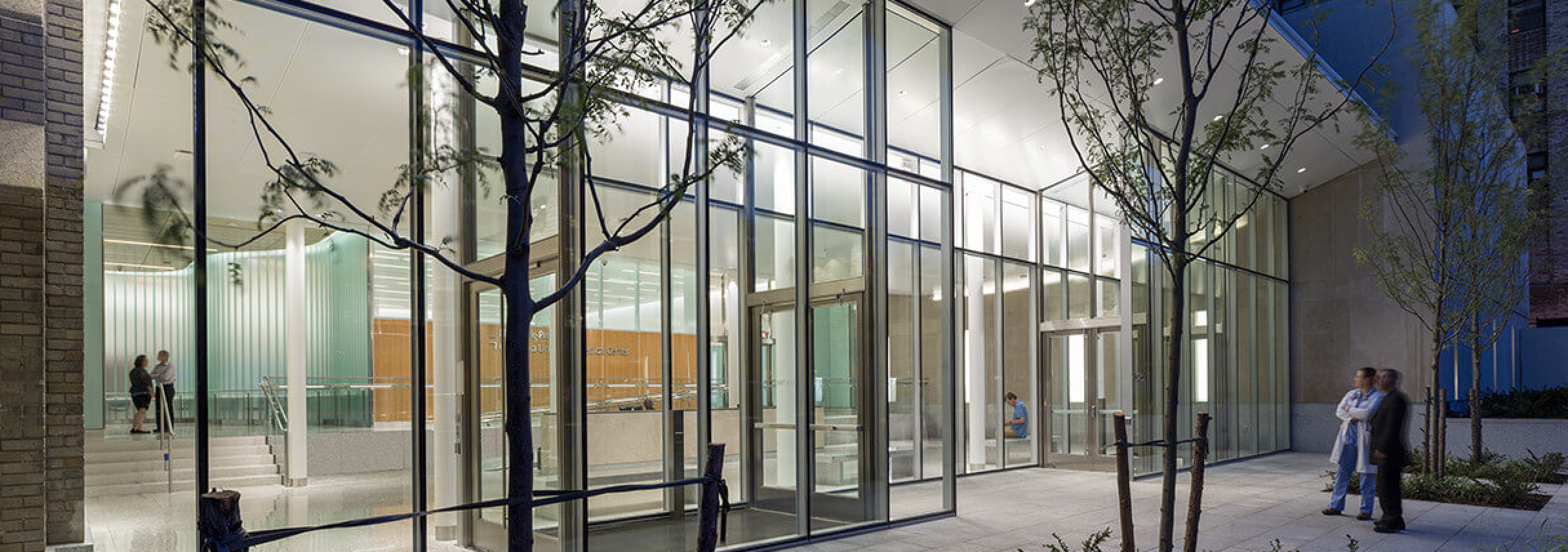 SteelBuilt Curtainwall infinity system