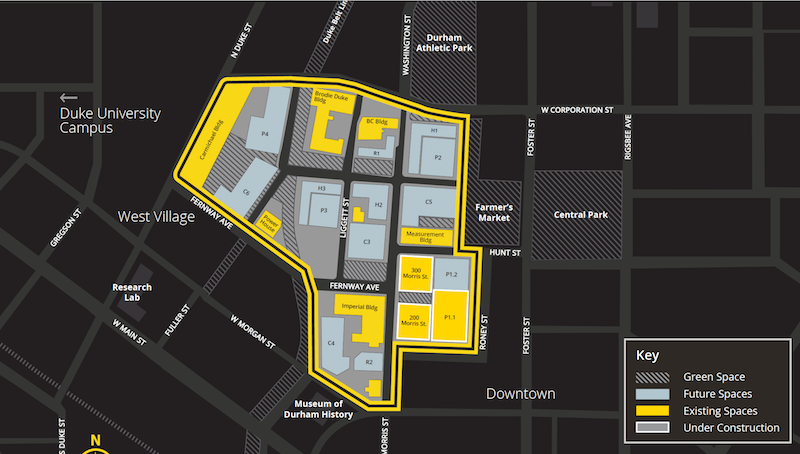 An Rd Oriented Innovation District Is Taking Shape In The Heart Of
