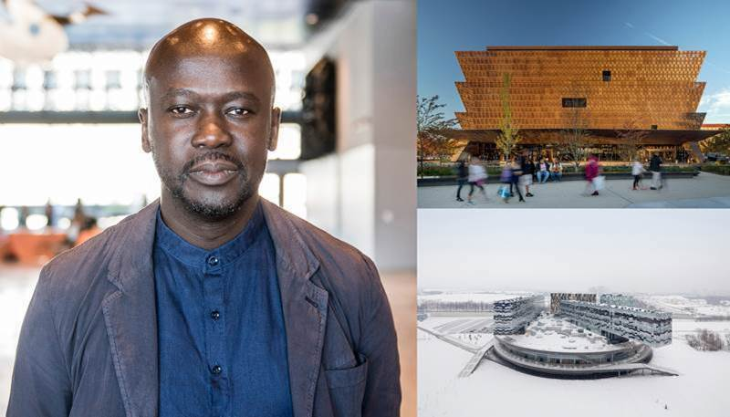 Sir David Adjaye and projects