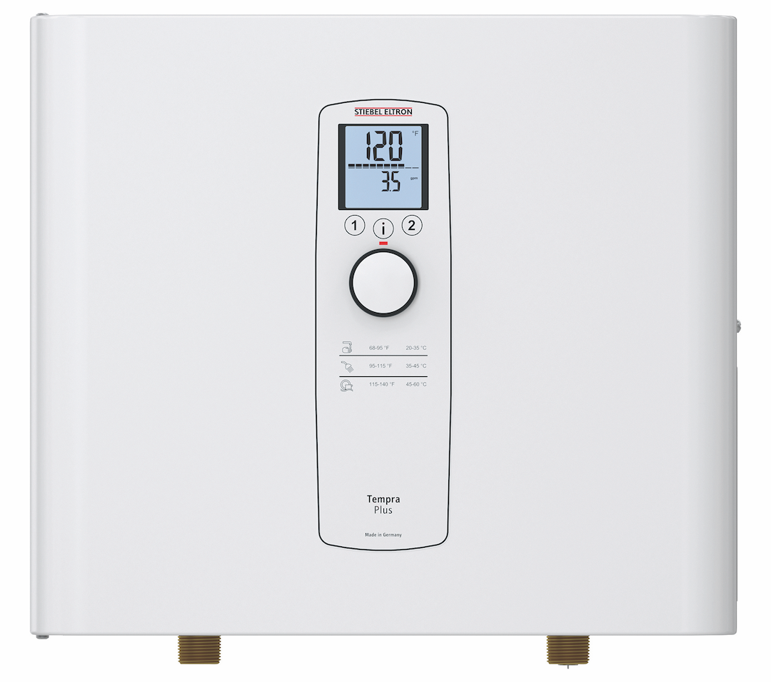 Stiebel Eltron electric tankless water heater