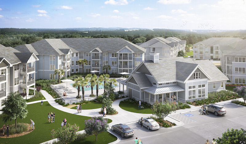 The Summer Wind multifamily community