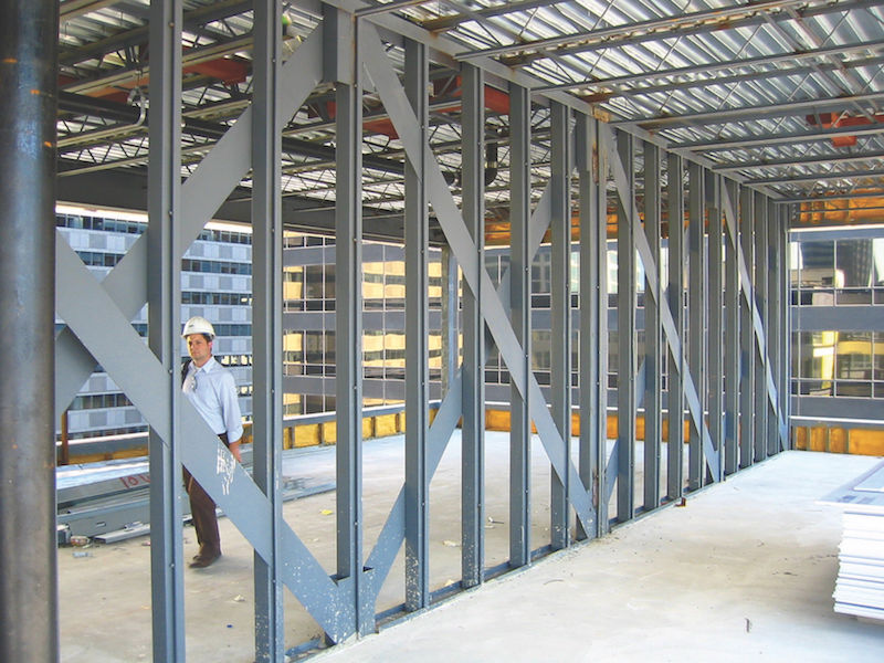Leviton Enters Residential Load Center Market: AIA Course: Steel On The Rise In Multifamily And Taller