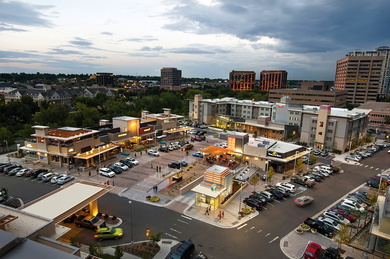 5 Ingredients Of Successful Mall Design Building Design Construction