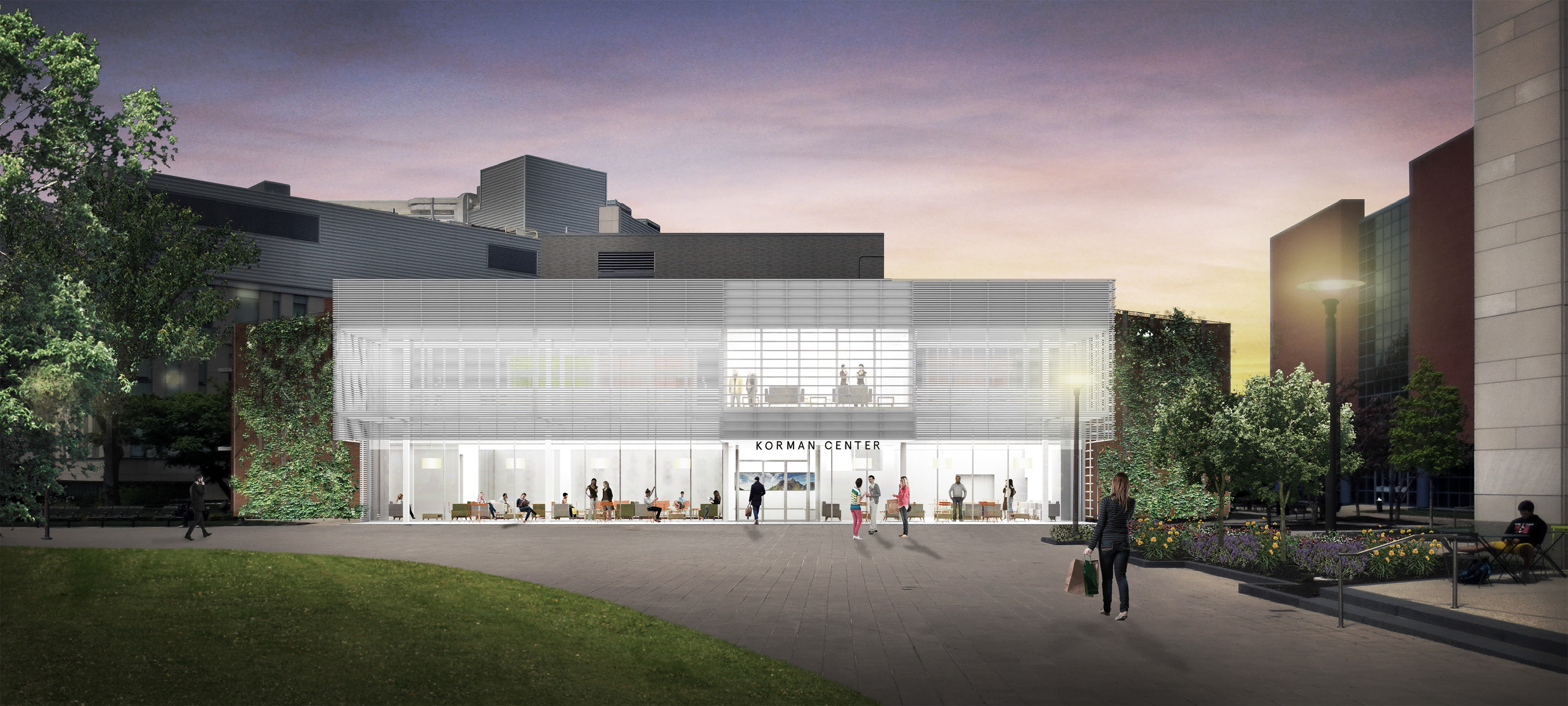 renovated drexel university academic building will welcome