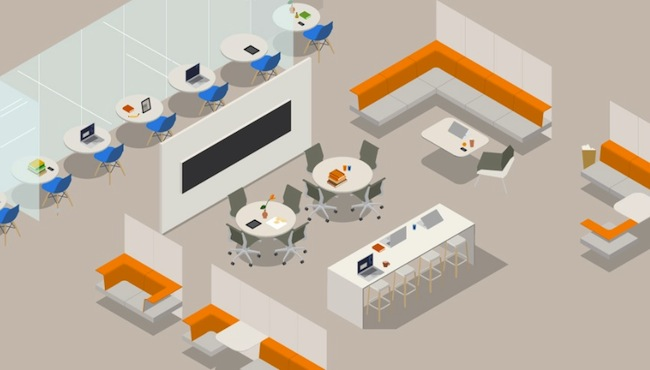 5 ways Herman Miller's new office concept rethinks the traditional workplace