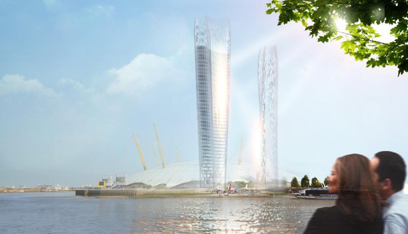 One of London's new skyscrapers will be shadowless