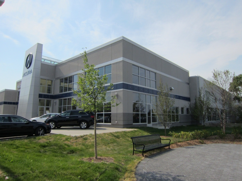 Car Dealerships In Chicago >> Missner Group Completes Construction Of Chicago Auto