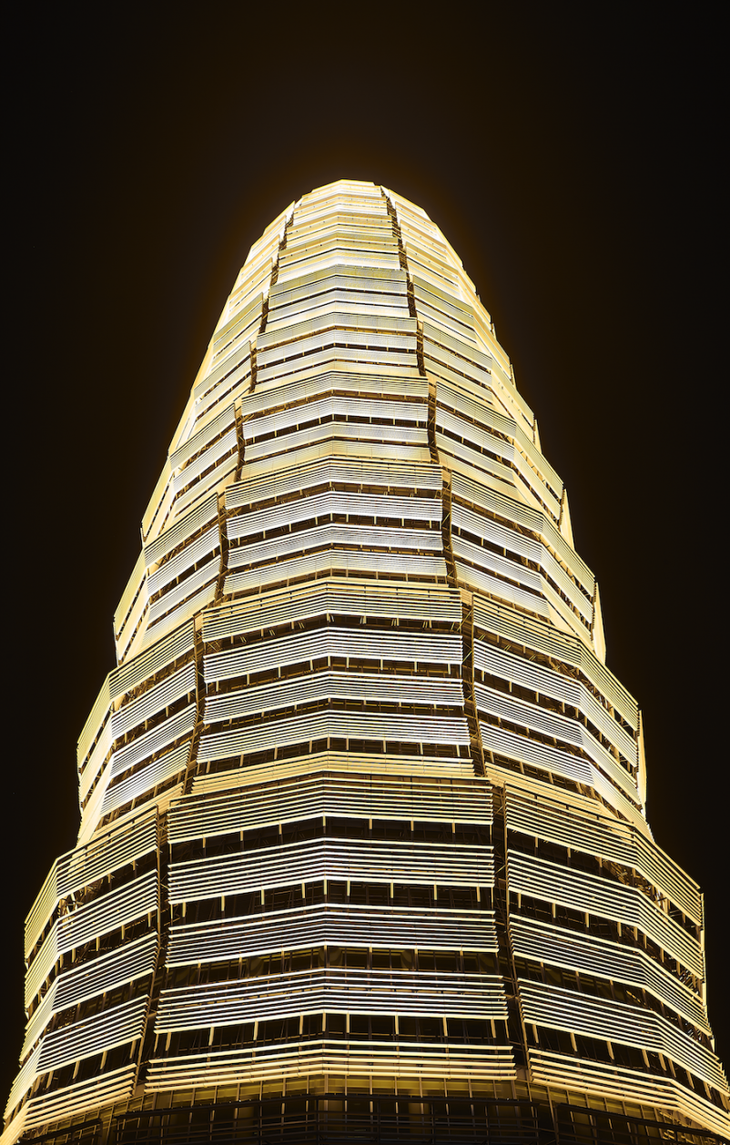The form of the Skidmore Owings & Merrill LLP (SOM)-designed Zhengzhou Greenland