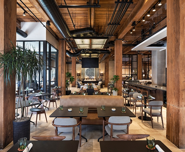 Hilton's 'canopy' lifestyle brand hotel opens in Minneapolis' Mill District