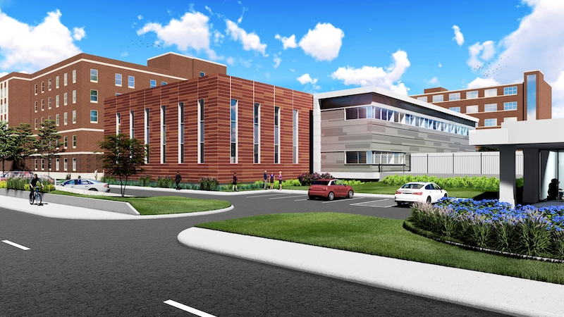 The new proton center in Kansas City, Kan., will open for businesss in early 2022.
