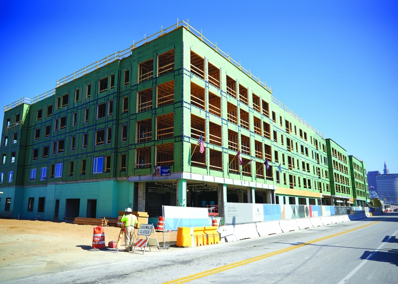 The Quarter Is Transforming A Thriving Urban Neighborhood In