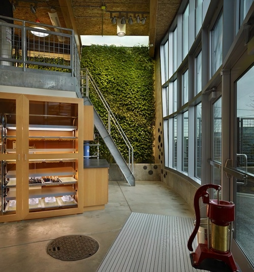 Seattle School Certified As Worldu0027s Fourth Living Building