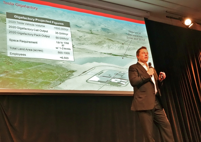 Tesla's Gigafactory seeks to grow even larger