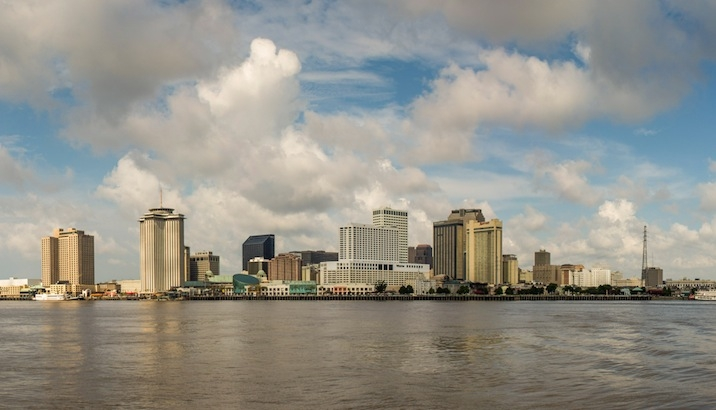 Section of New Orleans will try new approach to flood control