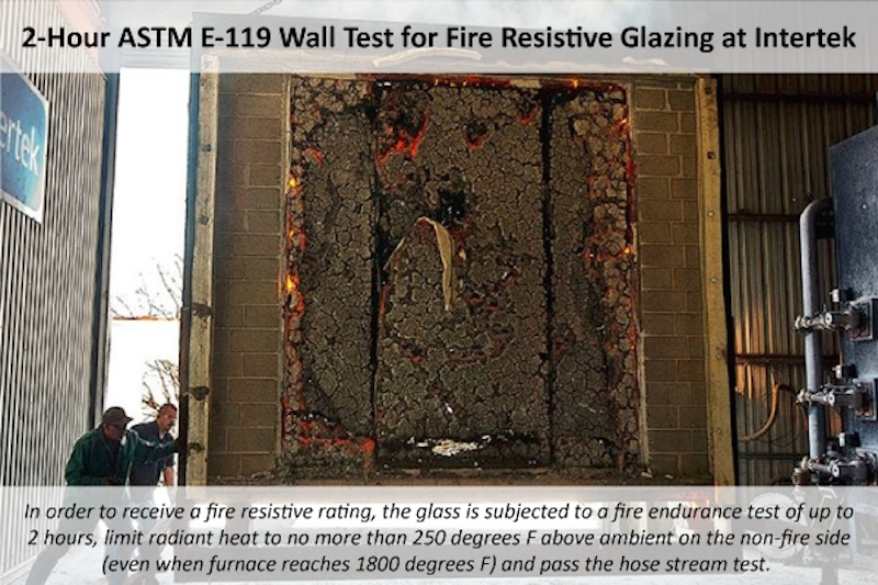 faq on fire rated glazing applications building design construction