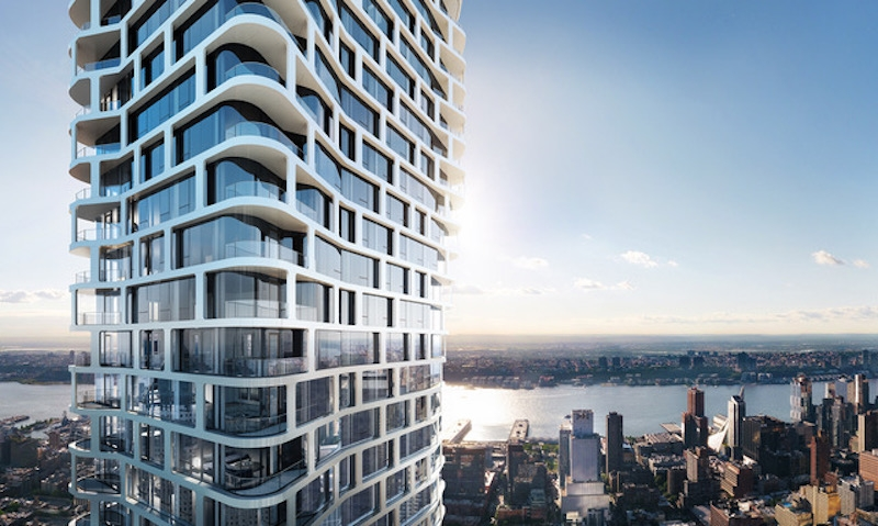 62 Story Luxury Rental Tower Provides 40 000 Sf Of Indoor