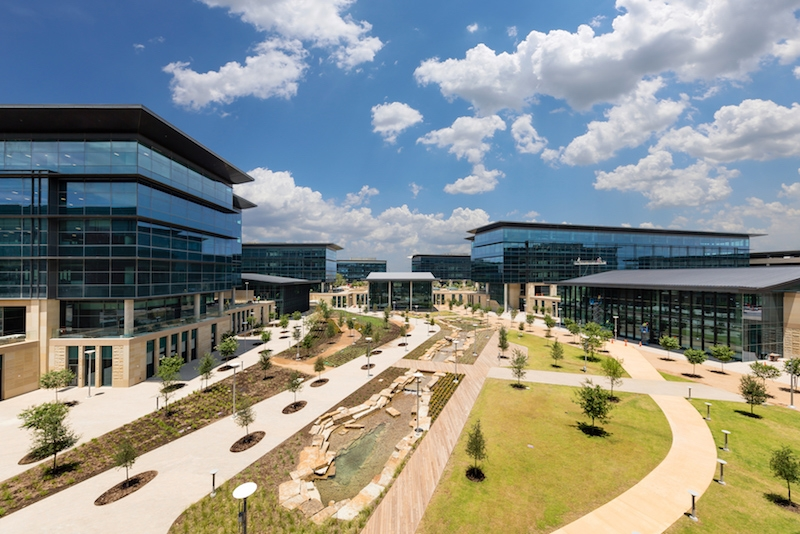 Toyota Of Plano >> Toyota S New North American Hq Opens In Plano Building