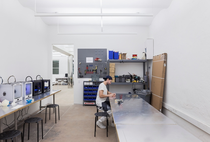 New Museum debuts first museum-led incubator space