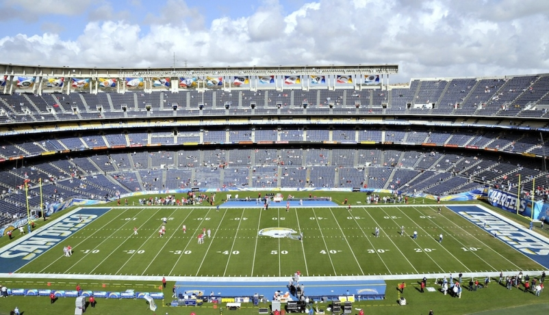 San Diego Chargers announce plan for downtown stadium and convention center