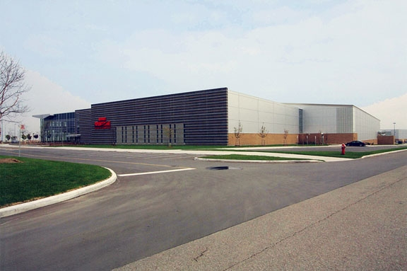 These test buildings will provide the opportunity to prove solutions in a low ri
