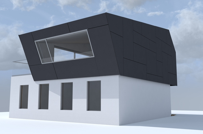 German Students Design Rooftop Solar Panels That Double As