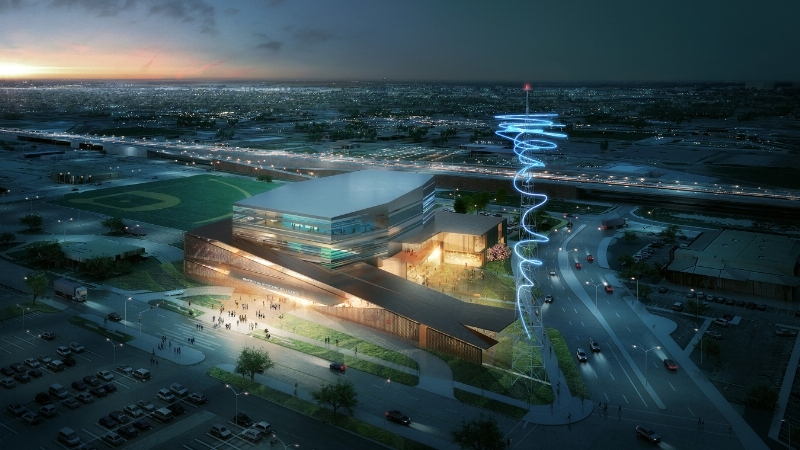 Designs released for new entertainment center in Lubbock