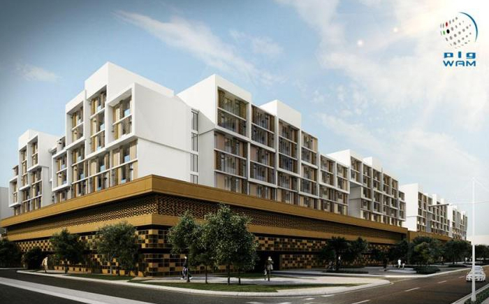 Masdar City: Construction on sustainable residential complex begins
