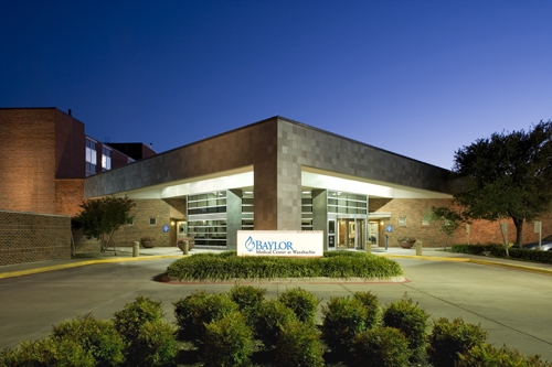 The new Baylor Medical Center at Waxahachie facility will be organized within a