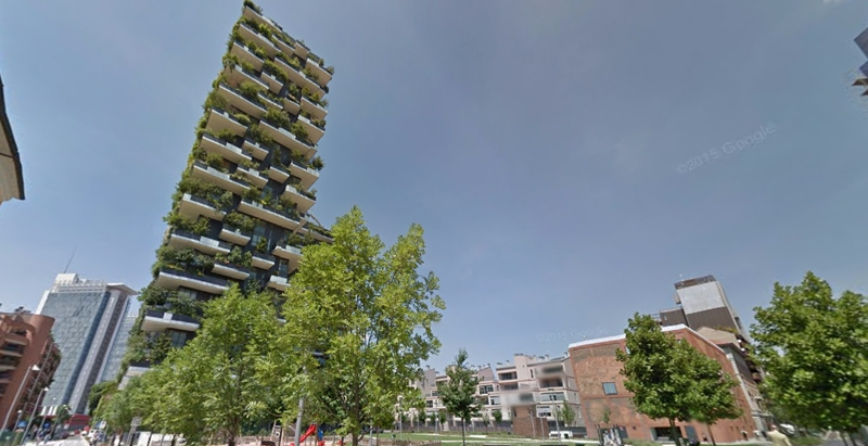 """CTBUH awards """"2015 Best Tall Building Worldwide"""" to Bosco Verticale"""