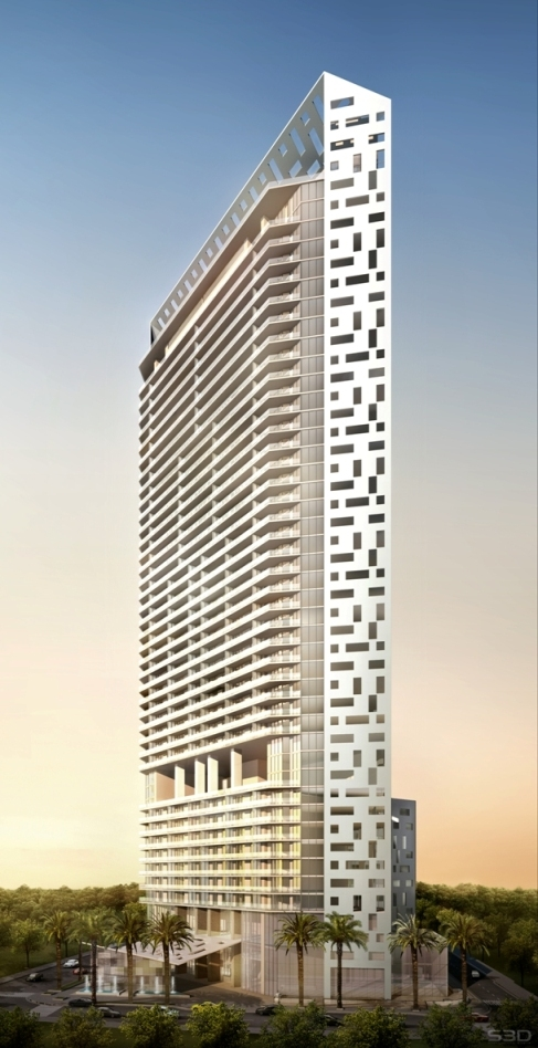 BrickellHouse will offer condos ranging in size from studios and 1-, 2-, 3-bedro