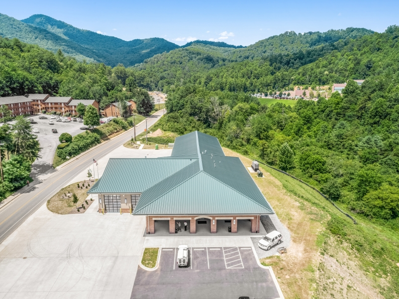 Cullowhee Fire Station