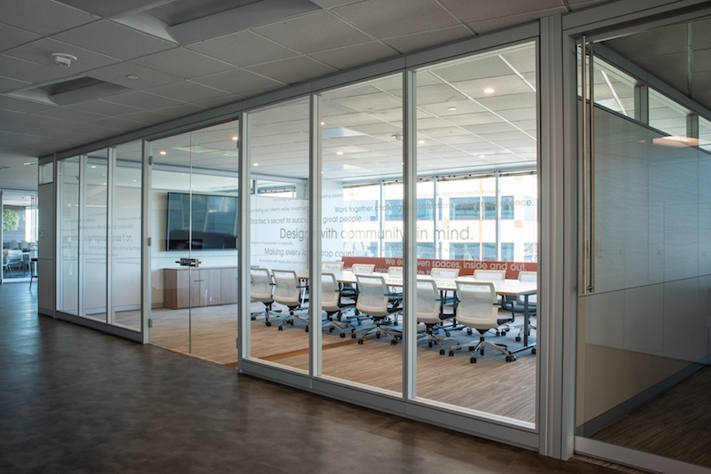 Stantec conference room
